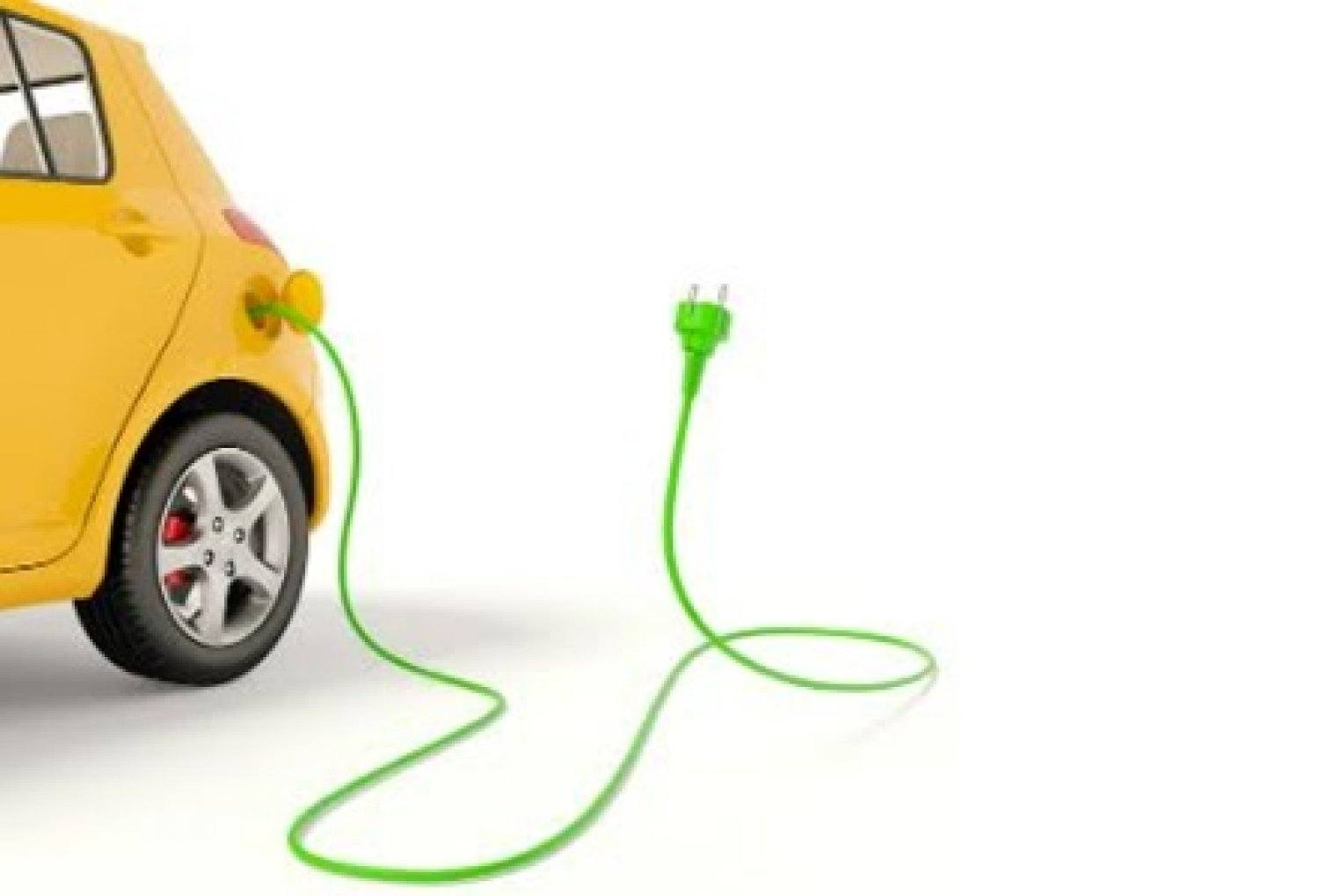 No need to plug it - the Electric Car sells itself